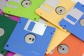 Floppy disks — Stock Photo