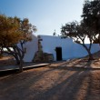 Stock Photo: Church on island Crete