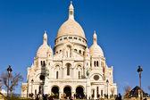 Basilique du Sacre Coeur de Montmartre — Stock Photo