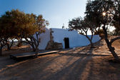 Church on island Crete — Stockfoto
