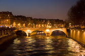 Evening Paris 3 — Stock Photo