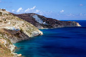 Island Crete coast — Stock Photo