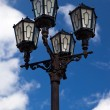 Royalty-Free Stock Photo: Lamppost
