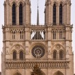 Royalty-Free Stock Photo: Notre-Dame 3
