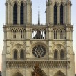 Royalty-Free Stock Photo: Notre-Dame 4