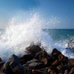 Sea surf 1 — Stock Photo