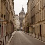 Streets of Paris — Stock Photo