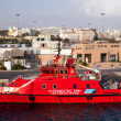 The fire fighting ship — Stock Photo #1368940