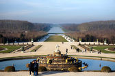 Park in Versailles — Stockfoto