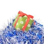 Bombki choinkowe z dekoracji — Zdjęcie stockowe