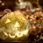 Citrouille d'Halloween — Photo