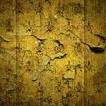 Grunge old-style yellow background — Stock Photo