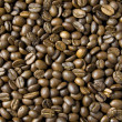 Background from coffee beans — Stok fotoğraf