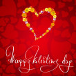 Card for Valentines day — Foto Stock #1370945