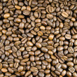 Background from coffee beans — Foto de Stock