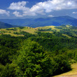 Summer mountains landscape - Stock Photo