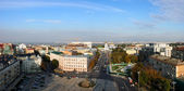 Panorama of Kyiv — Stock Photo