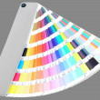 Color guide — Stockfoto #1365850