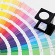 Color guide — Stock Photo #1365939