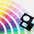 Royalty-Free Stock Photo: Color guide