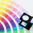 Color guide — Stock Photo #1365957