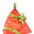 Stock Photo: Original pyramid wrapping