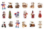 Set of toys — Stock Photo