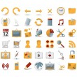 54 detailed web icons - 