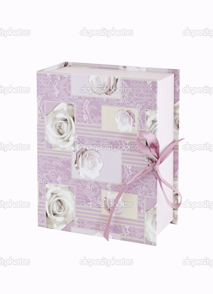 Pink Gift box — Stock Photo #2458281