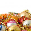 Christmas and New Year decoration — Stock Photo