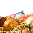 Royalty-Free Stock Photo: Christmas decoration balls