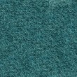 Teal synthetic fibrous surface - Stock fotografie