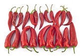 Red hot paprika — Stock Photo