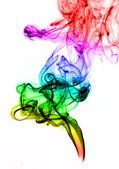 Resumen de humo negro — Foto de Stock