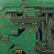 Stock Photo: Integrated circuit