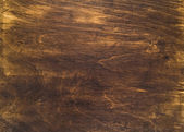 Close-up of obsolete plywood texture — Stock Photo