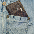 Purse and jeans - Lizenzfreies Foto