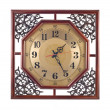 Antique wall clock — Foto de Stock