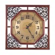 Antique wall clock — 图库照片