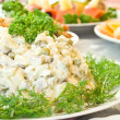 Royalty-Free Stock Photo: Russian salad - Banquet