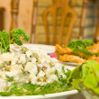 Stock Photo: Banquet - Russisalad
