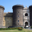 Stock Photo: Castle Nuovo, Naples, Italy.