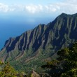 Stock Photo: NPali coast