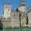 Scaligero Castle, Sirmione, Italy - Stock Photo