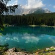 Stock Photo: CarezzLake (Karersee), Italy