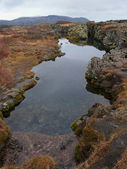Thingvellir, Iceland — Stock Photo