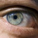 Human eye — Stock Photo #1411559