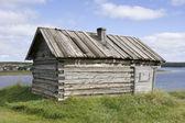 A casa antiga — Fotografia Stock