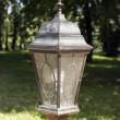 Street lantern - Stock Photo