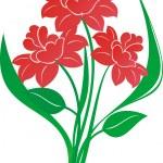 Floral design elements — Stock Vector #1417574